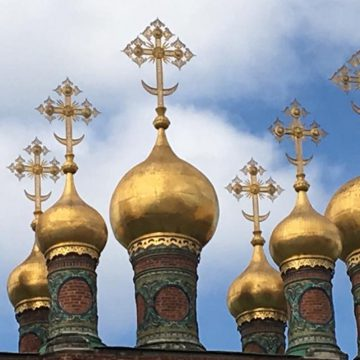 Moscú: Rusia