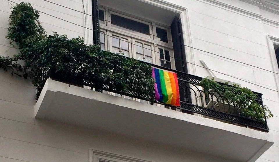 Nota a Javier Nuñez Titular de Lugar Gay en Buenos Aires Hotel